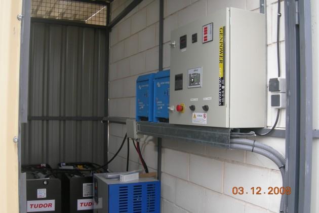 Instalación de energia solar en Moriles