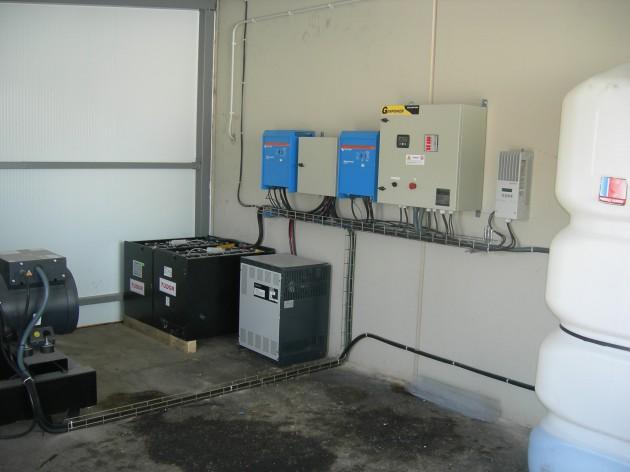 Instalacion en LLeida