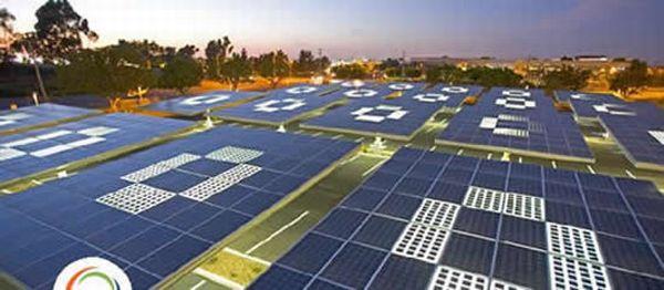 aparcamiento solar Arabia Saudi
