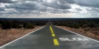 carretera solar