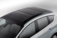 Coche con paneles solares: C Max Solar Energy