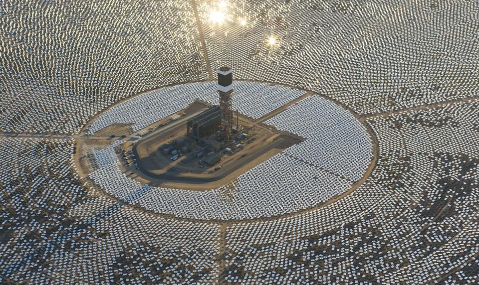 planta solar mas grande del mundo