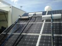 Energia solar Feria