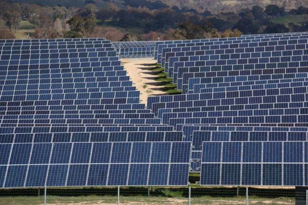 Royalla Solar Farm