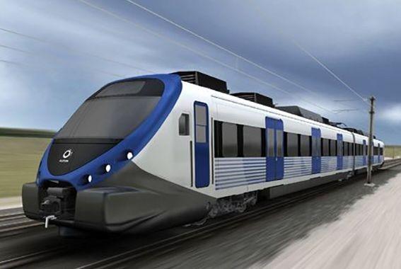 tren propulsada por pilas combustibles