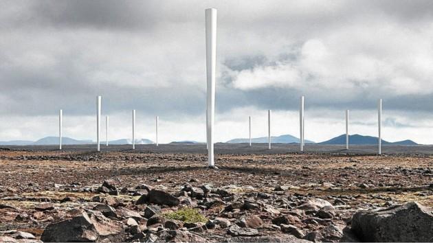 energia eolica sin palas