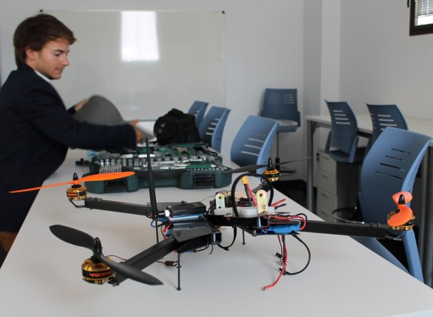 sola drone