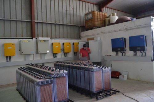 6-Instalacion fotovoltaica aislada