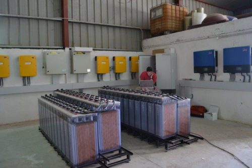 9-Instalacion solar aislada en Peñalba (Huesca)
