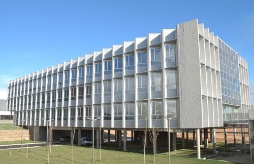 Edificio Lucia de la UVA