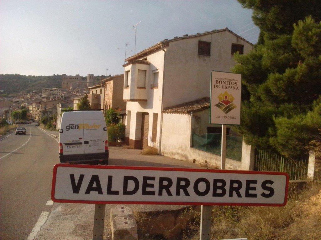 Instalación en Valderrobres