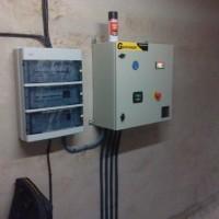 Instalación electrica aislada Valderrobres