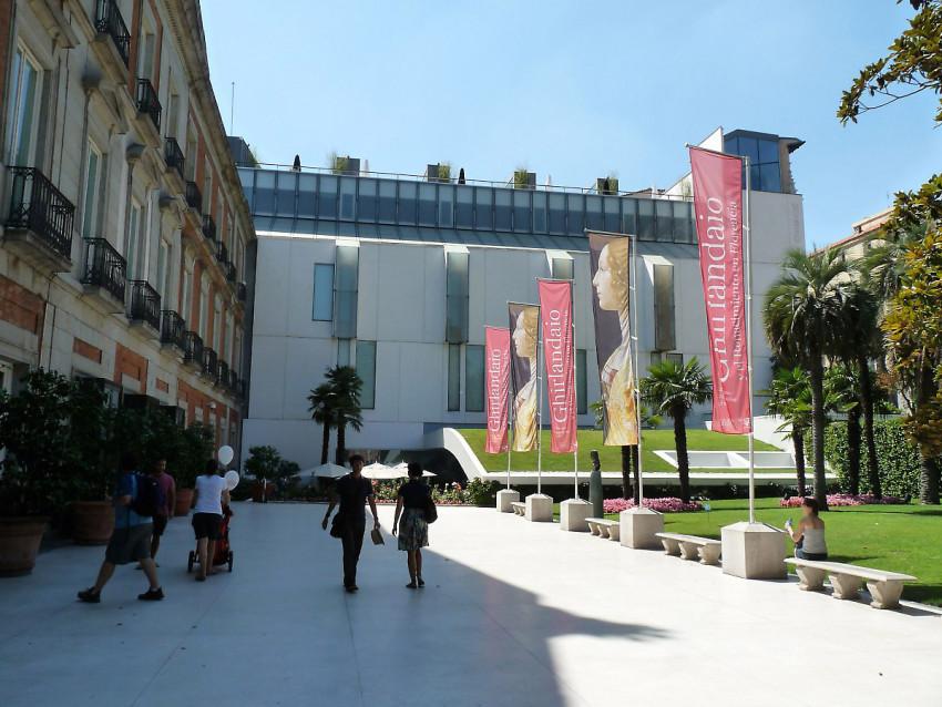El museo Thyssen se suma a la electricidad 100% de origen renovable