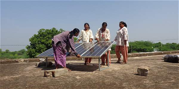 beca Barefoot College