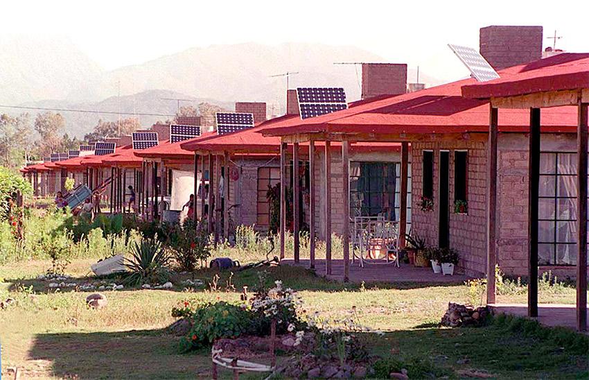 Paneles solares gratis en California para familias con pocos recursos