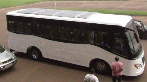Autobus solar
