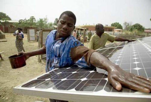 energia solar fotovoltaica Senegal