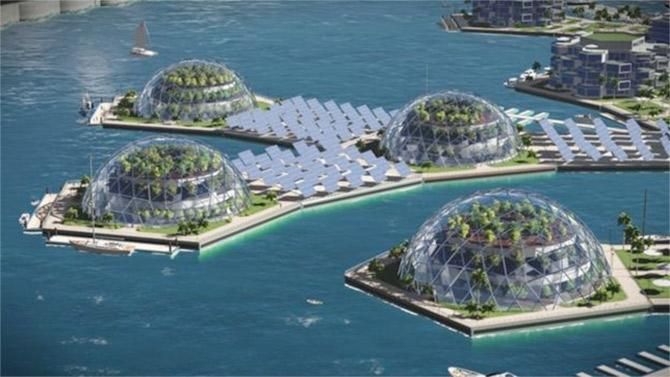 Proyectos increíbles: Artisanópolis, una ciudad flotante autosuficiente