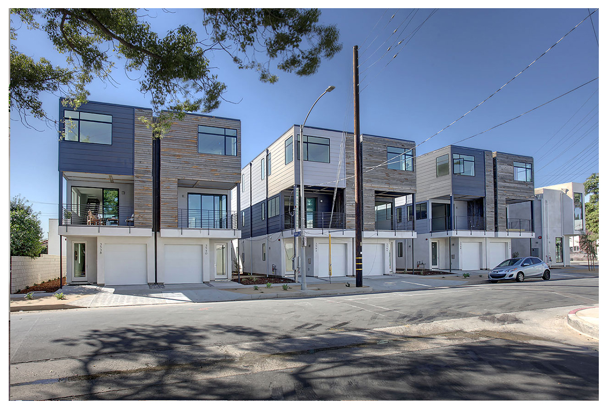 casas solares Living Homes Atwater