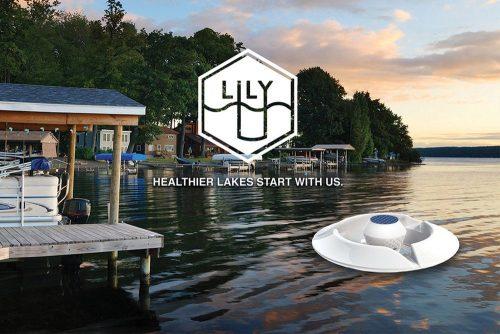 dispositivo solar que elimina el mercurio de los lagos