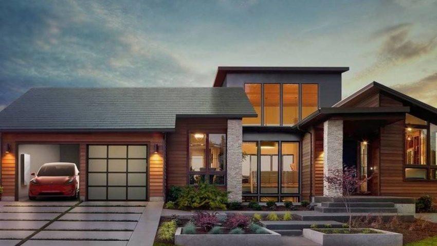 Tesla empieza a comercializar sus tejados solares
