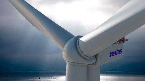 turbina eolica V164