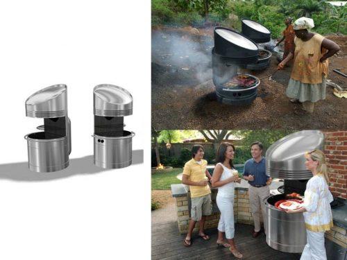 cocina solar: Wilson Solar Grill