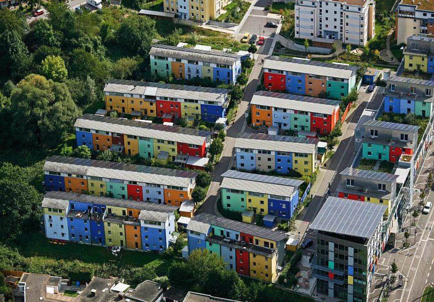 Friburgo, la ciudad más ecológica y sostenible del mundo